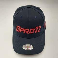 Бейсболка Reebok UFC GPRO22 (Кепка Рибок ЮФС) синяя 02
