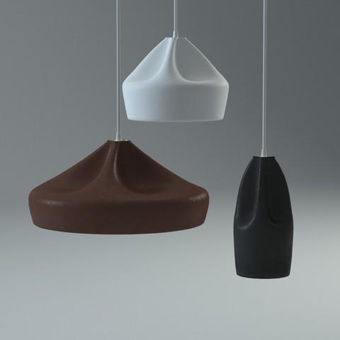 светильник Pleat Box