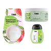 Заспокійливий гель для обличчя і тіла з Алое + Бомбочка-гейзер для ванн Guava + Антисептик для рук гель Rainforest Spirit В ПОДАРУНОК! (1)