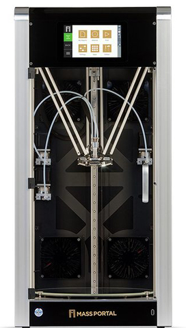 3D-принтер Massportal Pharaoh XD 30