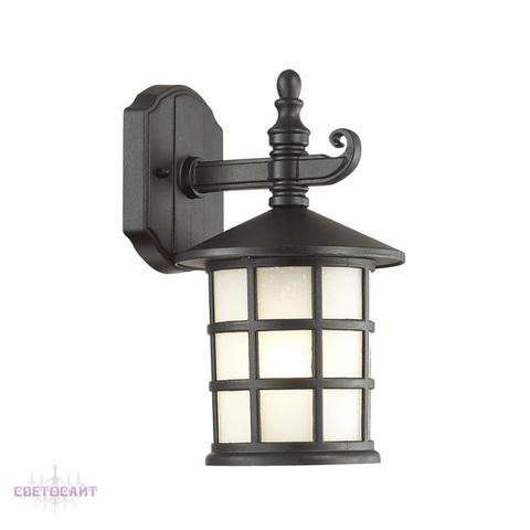Уличный настенный светильник 4042/1W серии HOUSE