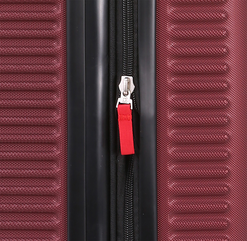 Чемодан WENGER VAUD, цвет бордовый, 69x30x48см, 99 л (WGR6399131177)