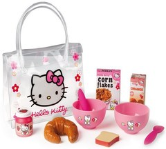 Smoby Набор для завтрака в сумочке из серии Hello Kitty (24353)