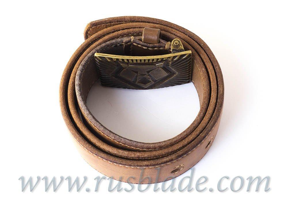 """CUSTOM Belt """"Luchisty Palych"""" Shiro limited - фотография"""
