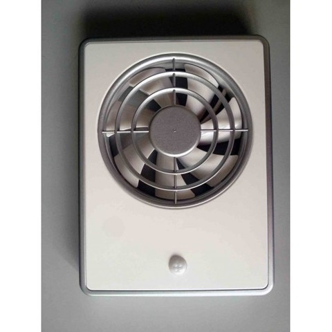 Вентилятор накладной Blauberg Smart IR (таймер, датчик движения, датчик влажности, программируемый, пульт ДУ)