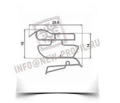 Уплотнитель для холодильника  Electrolux ER 9004 В х.к  1170*575 мм (022)