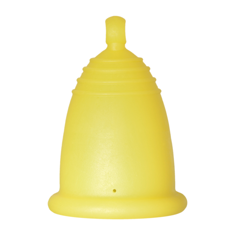 Менструальная чаша MeLuna SOFT (M) – солнечная