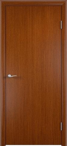 Дверь Верда ДПГ, цвет макоре, глухая