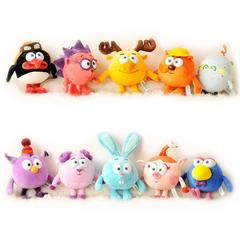 Smeshariki plush toys