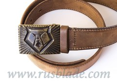 "CUSTOM Belt ""Luchisty Palych"" Shiro limited"
