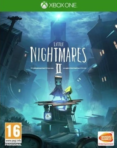 Little Nightmares II. Издание 1-го дня (Xbox, русские субтитры)