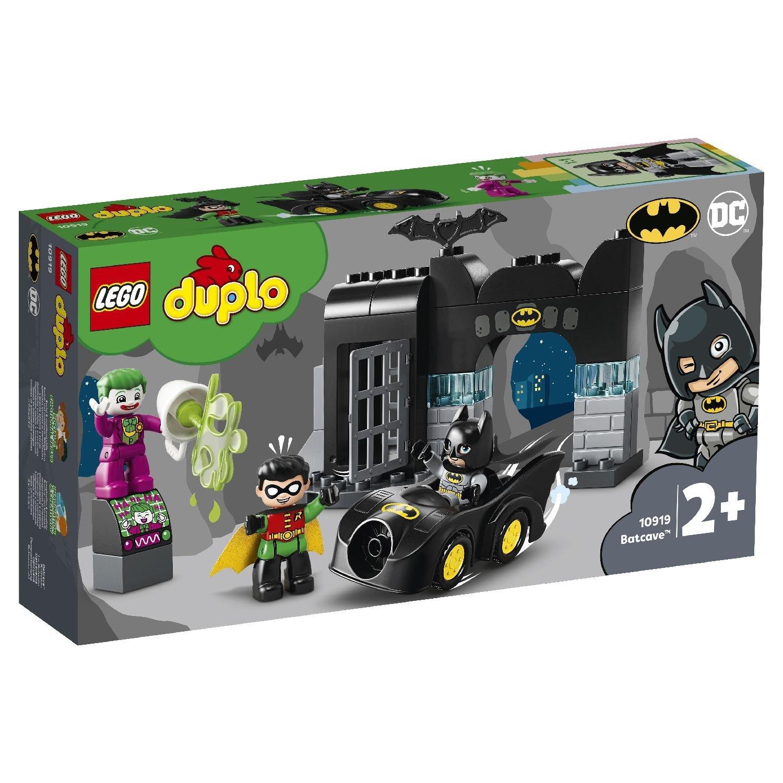 Конструктор LEGO DUPLO Бэтпещера 10919