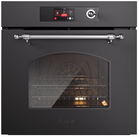Духовой шкаф ILVE OV60SNT3 Chrome