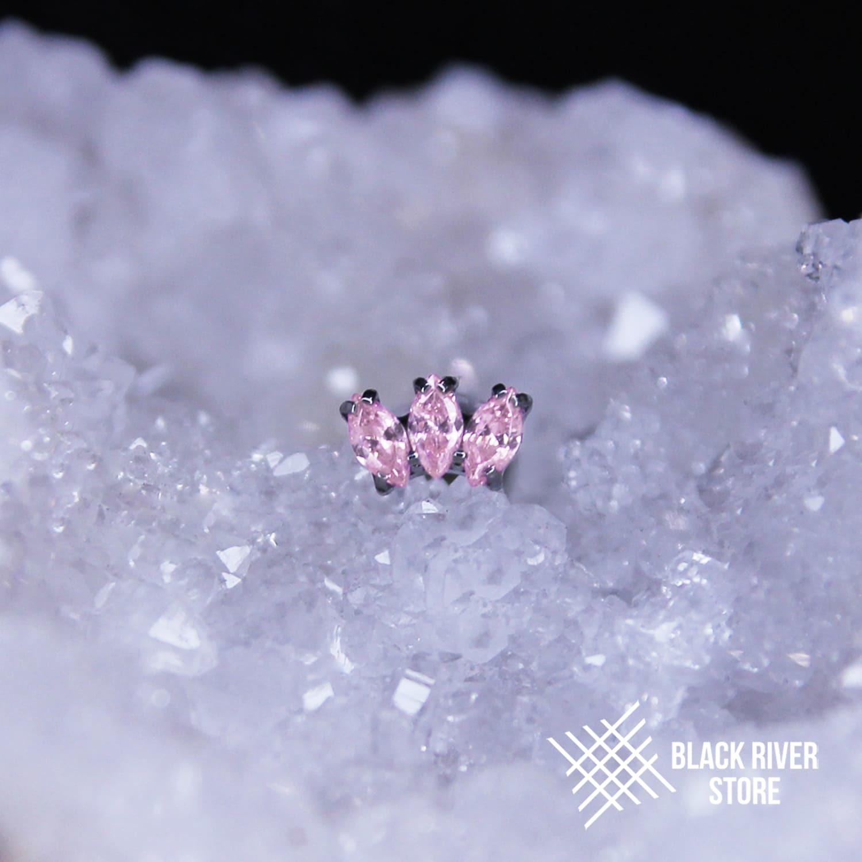 Marquise Mini Pink