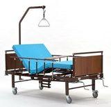 Кровать медицинская функциональная  КМФ 943 WOOD