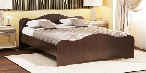 Кровать №5 с фигурными спинками