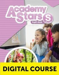 Mac Academy Stars Starter DSB with Pupil's Practice Kit Online Code