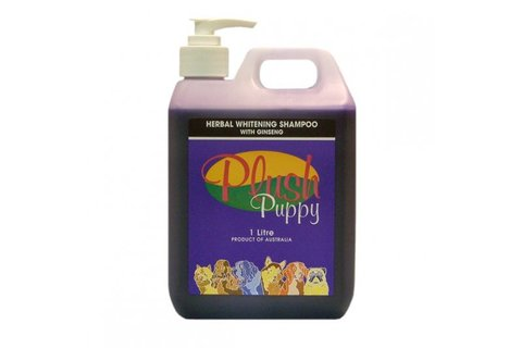 Herbal Whitening Shampoo with Ginseng 1000 мл