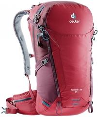 Deuter Speed Lite 24 Cranberry-Maron - рюкзак туристический