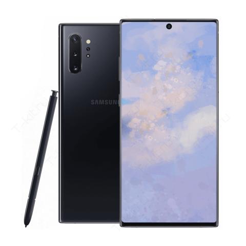 Samsung Galaxy Note 10+ Plus Black
