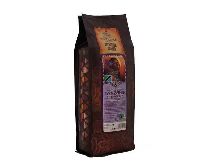 Кофе в зернах Broceliande Tanzania, 1 кг