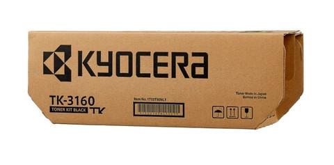 Оригинальный картридж Kyocera TK-3160 черный 1T02T90NL0