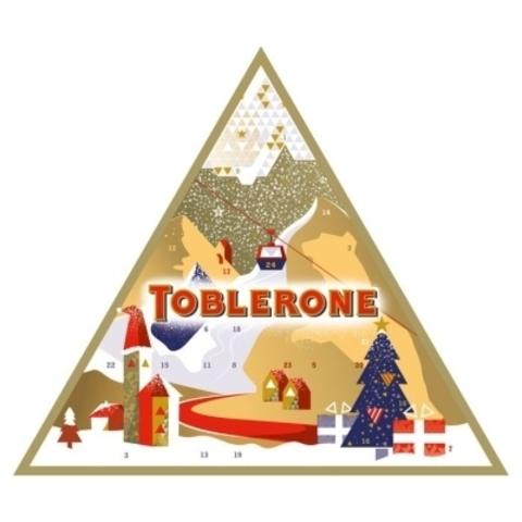 Toblerone Advent Calendar 200 гр