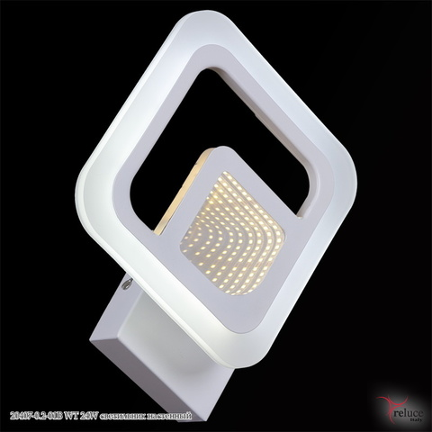 20407-0.2-01B WT 24W светильник настенный