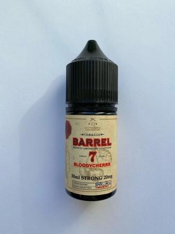 Bloodycherrr by Tobacco Barrel Salt 30мл