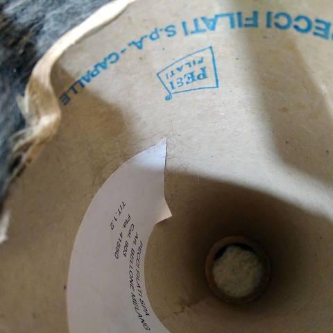 Альпака Pecci Filati Bellone melang 120 серый