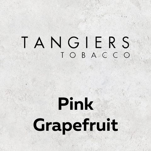 Тangiers (250 гр) Pink Grapefruit (Special)