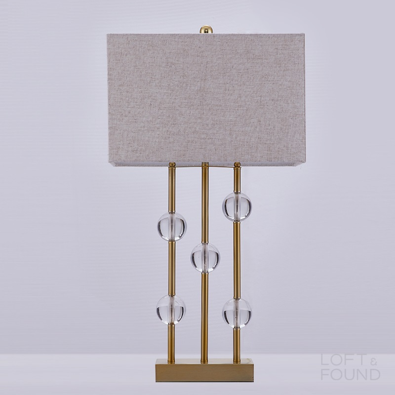 Настольная лампа Weijian