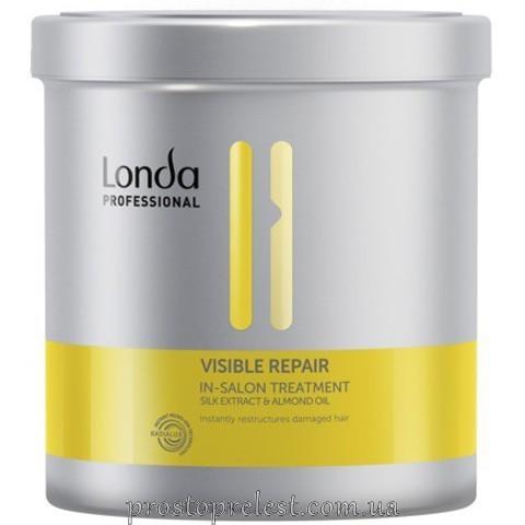 Londa Visible Repair Treatment - Засіб для відновлення пошкодженого волосся