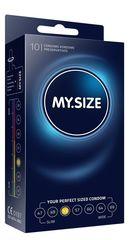 Презервативы MY.SIZE размер 53 - 10 шт.