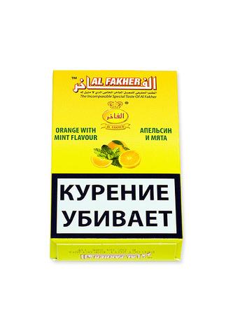 Табак Al Fakher Апельсин c Мятой 50 г