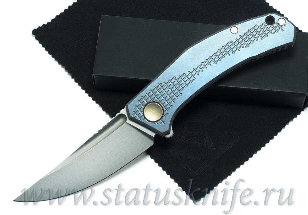 Нож Широгоров Джинс Ванакс vanax 37 SIDIS дизайн