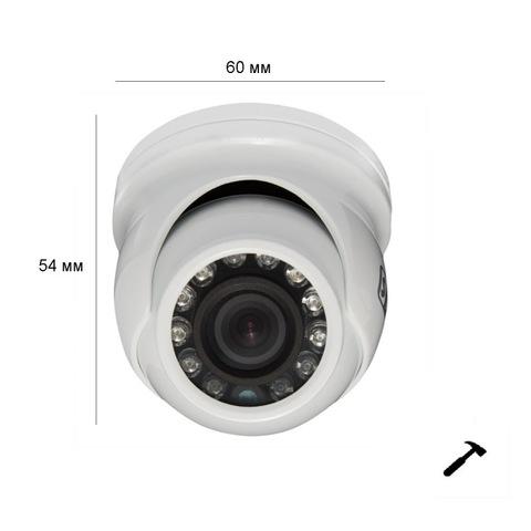 Миниатюрная камера видеонаблюдения ST-2011 (3.6 мм)