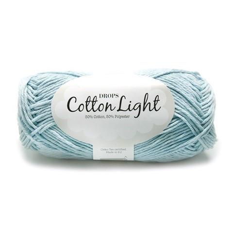 Пряжа Drops Cotton Light 08 лед
