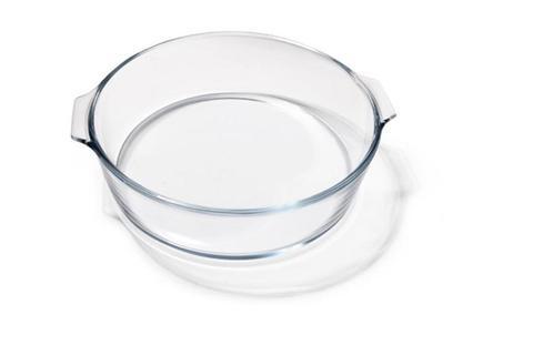 6170 FISSMAN Форма для запекания 23x20x6 см / 1,6 л, жаропрочное стекло