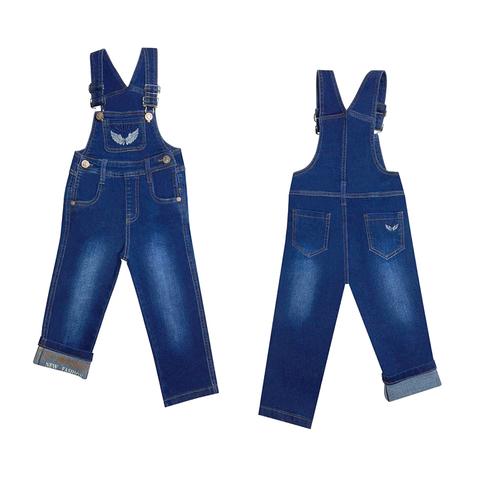 Комбинезон джинсовый мальчику (74-104) 210312-BD-159002