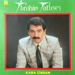 Vinil \ Пластинка \ Vynil IBRAHIM TATLISES- KARA ZINDAN LP /LP
