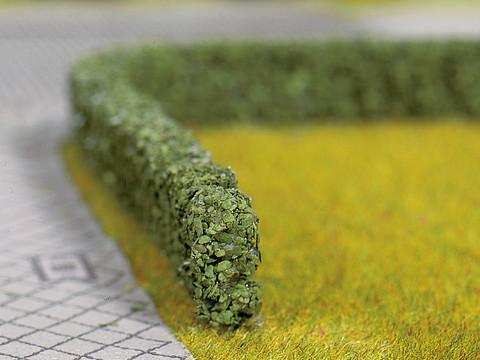 Модельные изгороди (т.зел) - 2шт, (15х8 мм)
