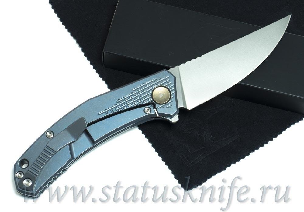 Нож Широгоров Джинс Ванакс vanax 37 SIDIS дизайн - фотография