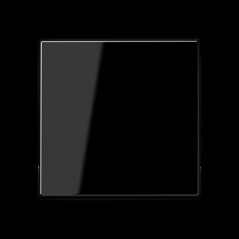 Клавиша одноклавишного выключателя. Цвет Чёрный. JUNG A. A590SW