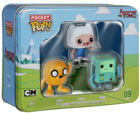 Набор фигурок Funko Pocket Pop Adventure Time