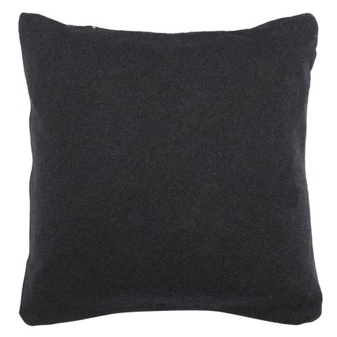 Чехол на подушку вязаный с новогодним рисунком Polar bear из коллекции New Year Essential, 45х45 см