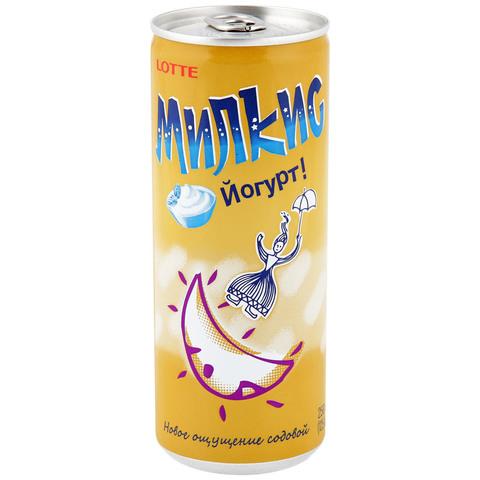 Напиток безалкогольный Милкис Йогурт 250 мл