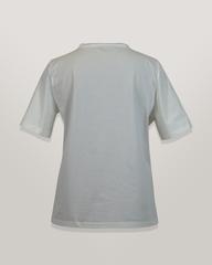 Блузка Ibis 4583 одуванчики к/р