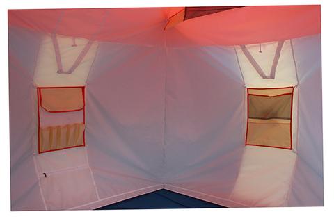 Внутренний тент к зимней палатке МИТЕК НЕЛЬМА КУБ-2