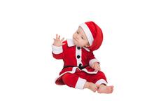 Купить костюм Санты для малыша - Магазин